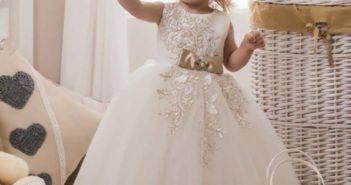 مدل لباس عروس نوزادی