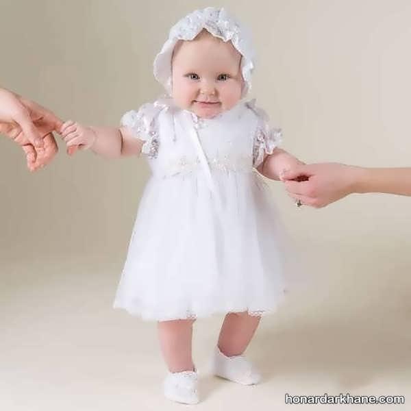 عکس لباس عروس نوزادی