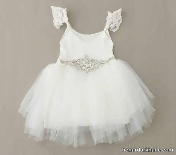 لباس عروس نوزاد شیک و جدید