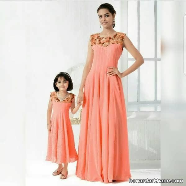 مدل لباس مادر و دختر