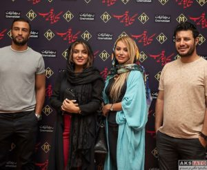 مدل مانتو بازیگران ایرانی
