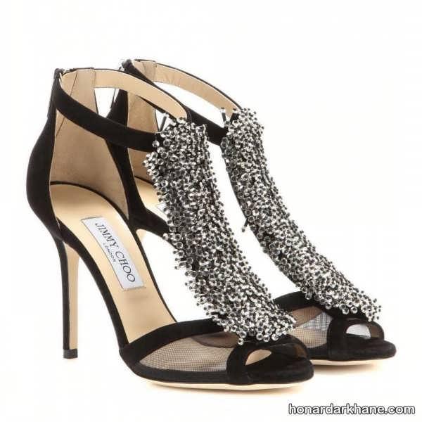 کفش مجلسی زنانه پاشنه بلند