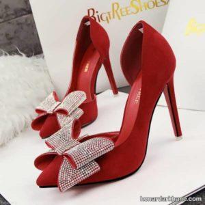 مدل جدید کفش مجلسی پاشنه دار
