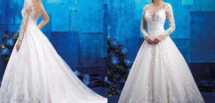 مدل لباس عروس ۲۰۱۸ ایرانی و ترکیه شیک و جدید