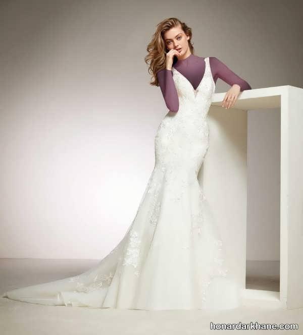 لباس عروس ایرانی 2018