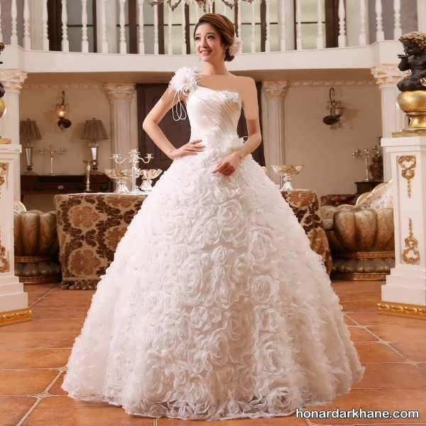 عکس لباس عروس 2018