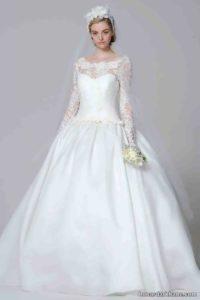 مدل لباس عروس جدید و زیبا