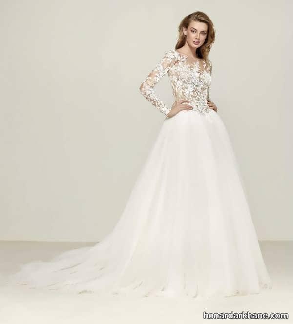 لباس عروس 2018 جدید