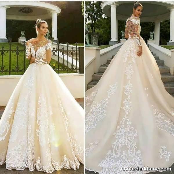 مدل لباس عروس ترکیه