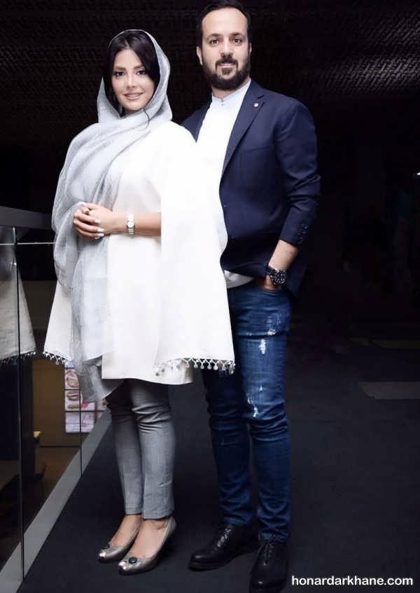 مانتو بازیگران ایرانی