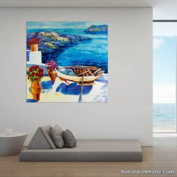 تابلو نقاشی های مدرن