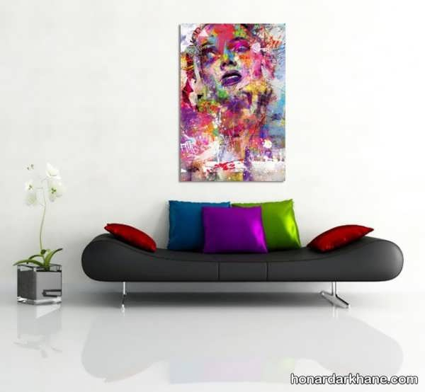 تابلو نقاشی مدرن