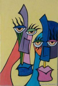 نقاشی های مدرن