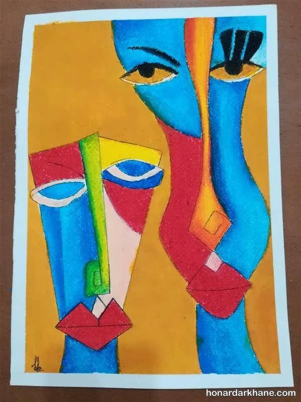 نقاشی جدید و مدرن