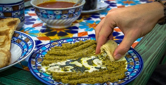غذاهای سنتی ایرانی