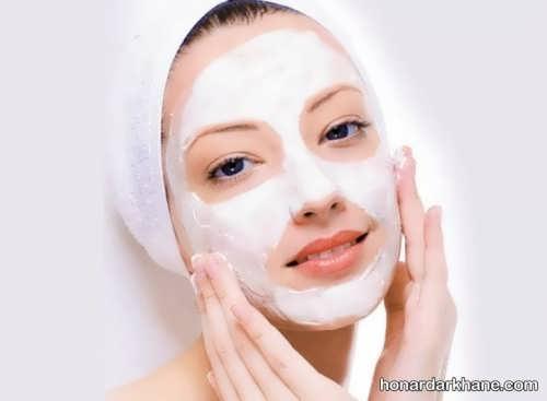 ماسک صورت برای پوست های چرب