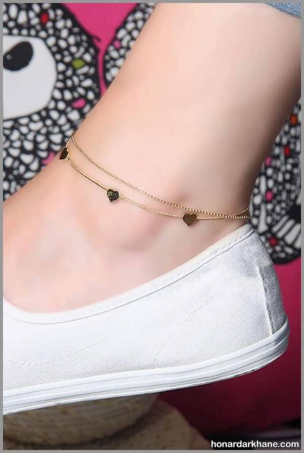 مدل پابند دخترانه دست ساز