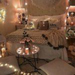 شمع آرایی اتاق خواب
