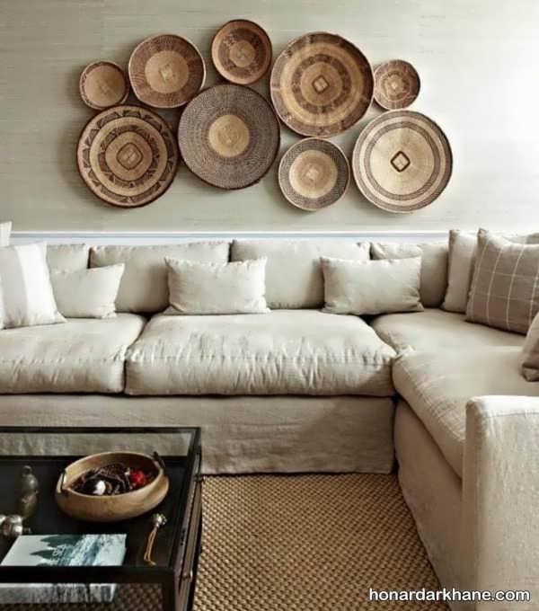 تزیین منزل با وسایل سنتی