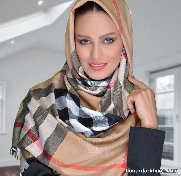 عکس روسری جدید دخترانه