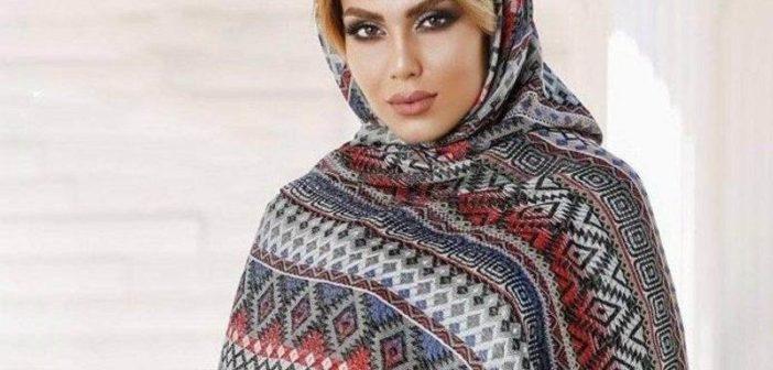 مدل روسری پاییزه