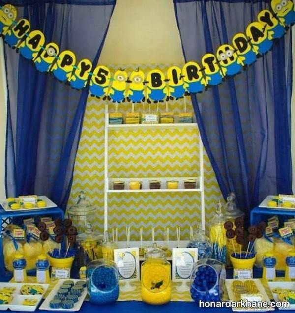 تزیینات جشن تولد کودکان