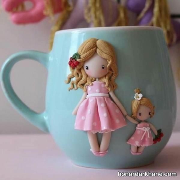 عروسک های خمیری