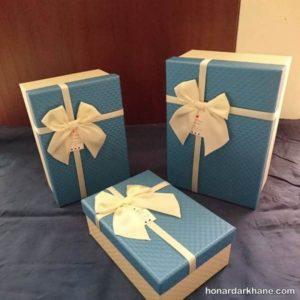 جعبه کادو شیک و زیبا