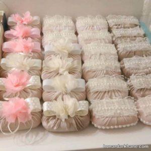 تزیین صابون عروس