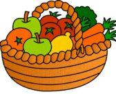 مدل رنگ آمیزی و نقاشی میوه های پاییزی برای کودکان