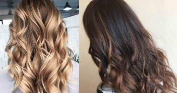 رنگ مو زمستان 97