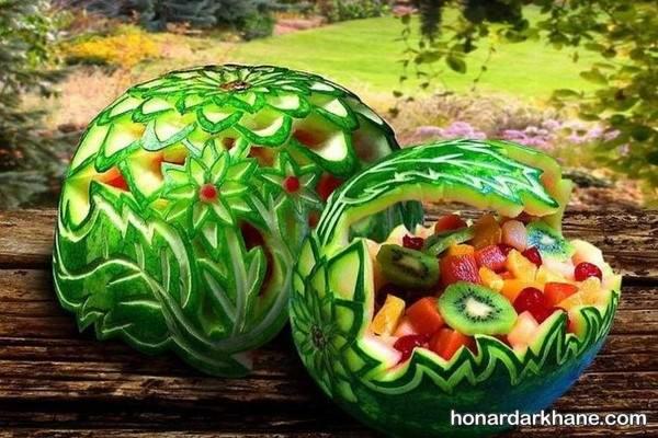 هندوانه های شب یلدا