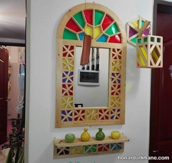 تزیین خانه با وسایل سنتی