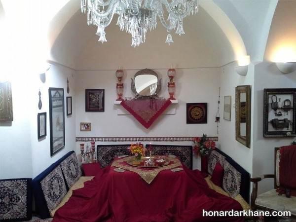 تزیینات سنتی برای خانه عروس
