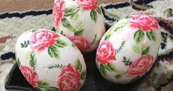 رنگ آمیزی تخم مرغ هفت سین