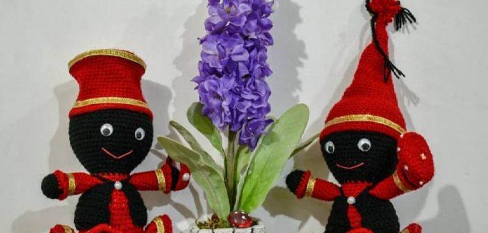 ساخت عروسک حاجی فیروز