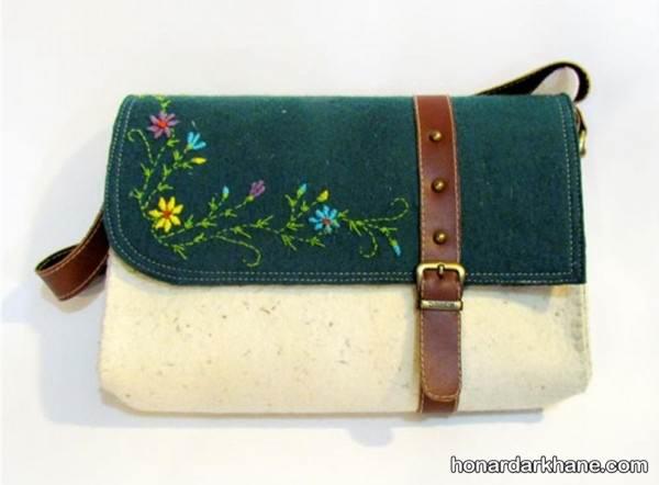 کیف نمدی جدید
