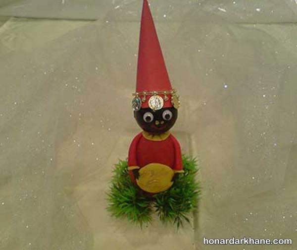 عروسک حاجی فیروز هفت سین