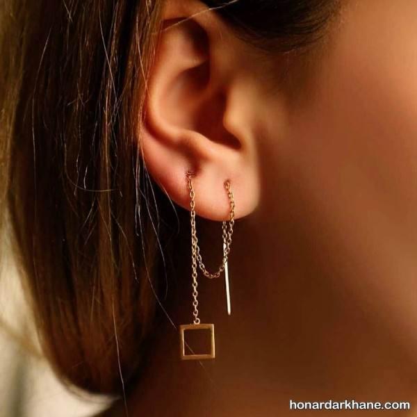 مدل گوشواره دخترانه