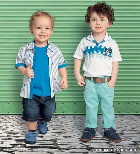 لباس های پسرانه عید نوروز