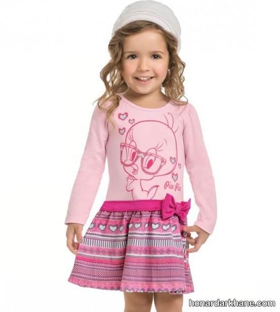 مدل لباس بچه گانه عید نوروز