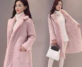مدل پالتو بلند شیک و جدید برای دختران و زنان به روز و طرفدار مد
