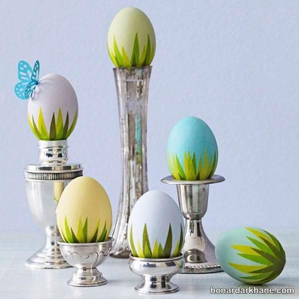 تخم مرغ های هفت سین