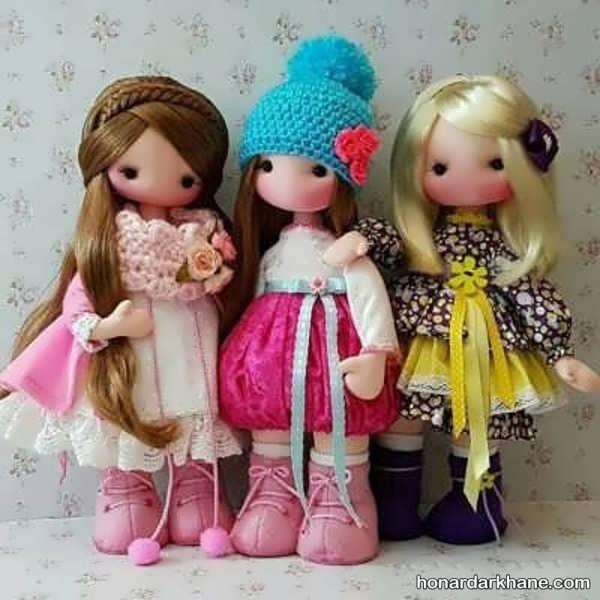 انواع عروسک روسی