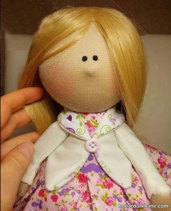 ساخت عروسک روسی