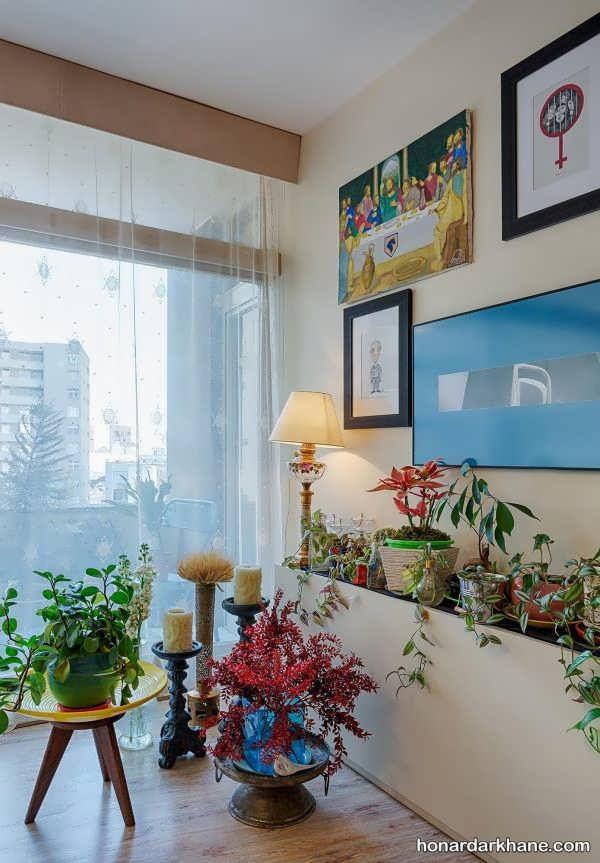 خلاقانه ترین ایده ها برای تزیین خانه