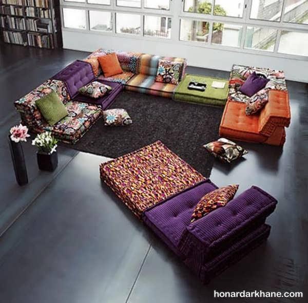 تزیین خانه با ایده های شیک