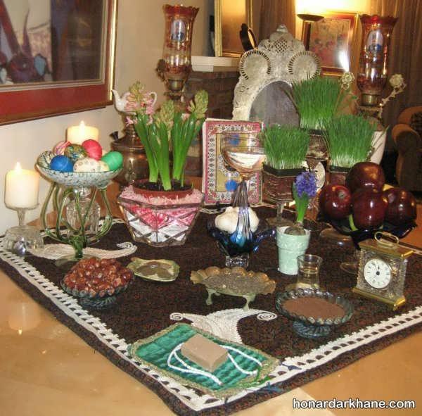 هفت سین جالب سنتی