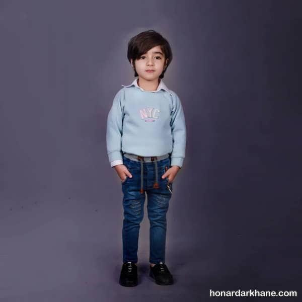 مدل شیک شلوار بچگانه