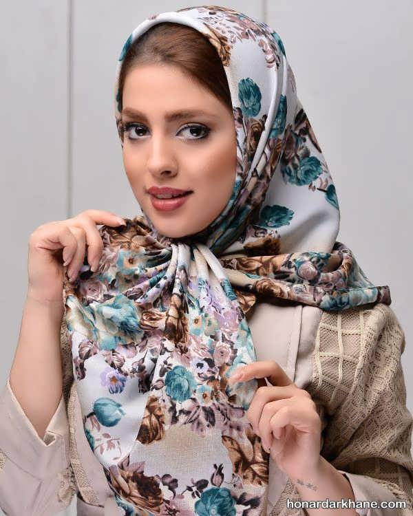 انواع روسری 98